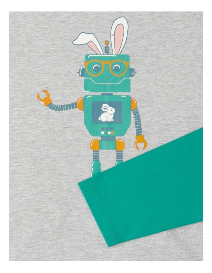 Robo Bunny Pyjama Set image 4