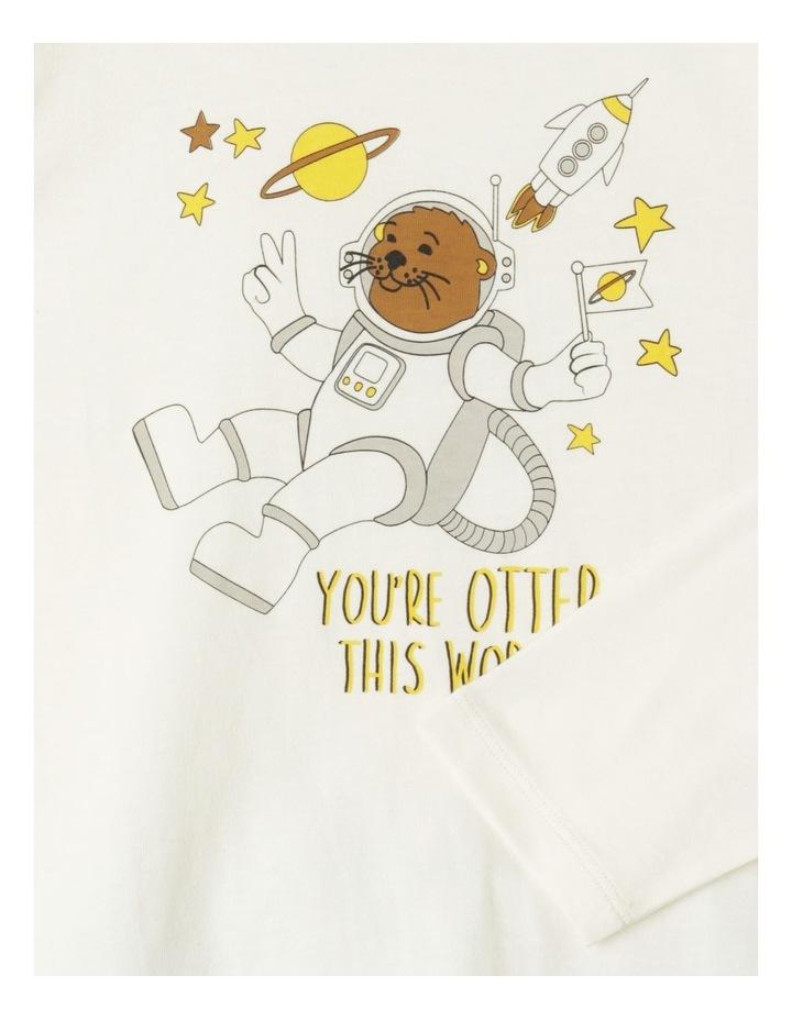 Otter in Space Pyjama Set image 4