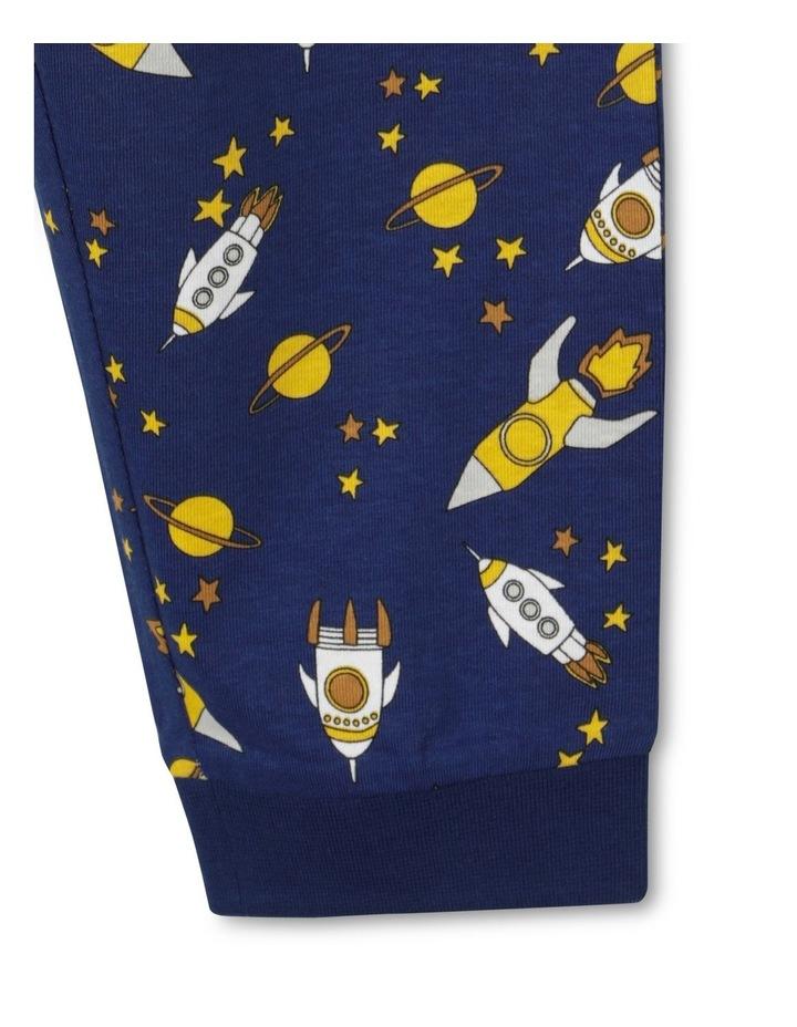 Otter in Space Pyjama Set image 6