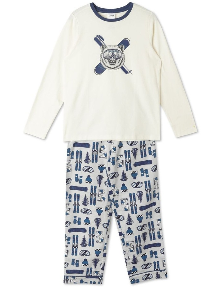 Extreme Snow Bear Pyjamas image 1