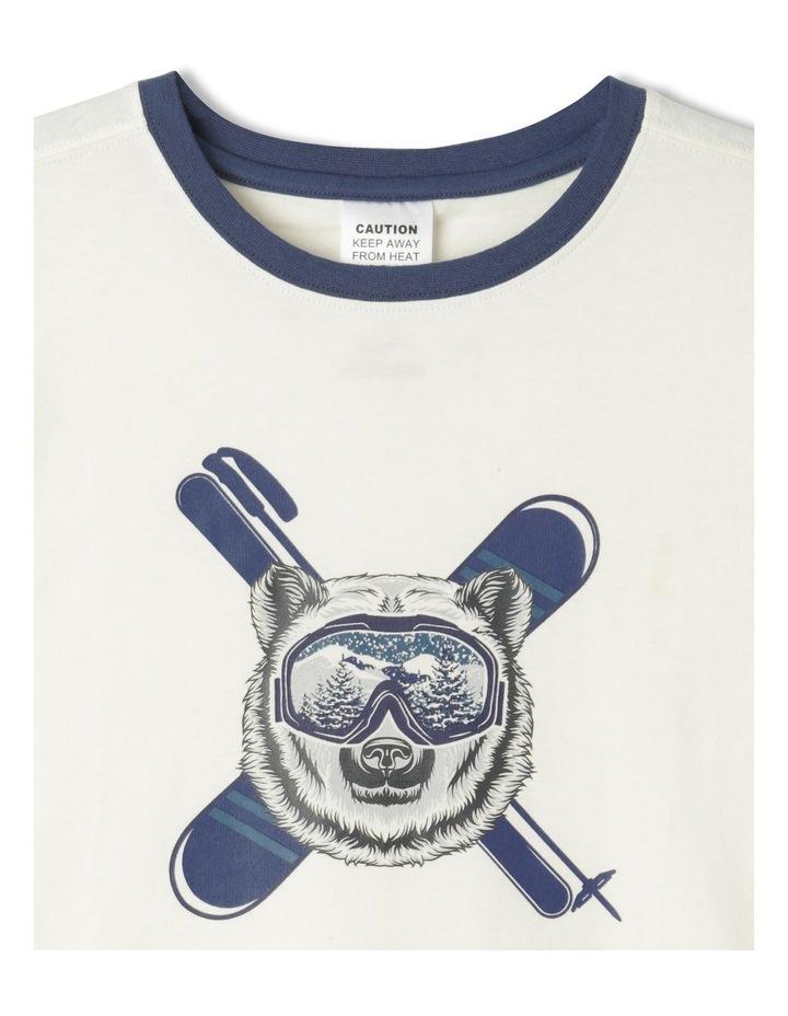 Extreme Snow Bear Pyjamas image 2
