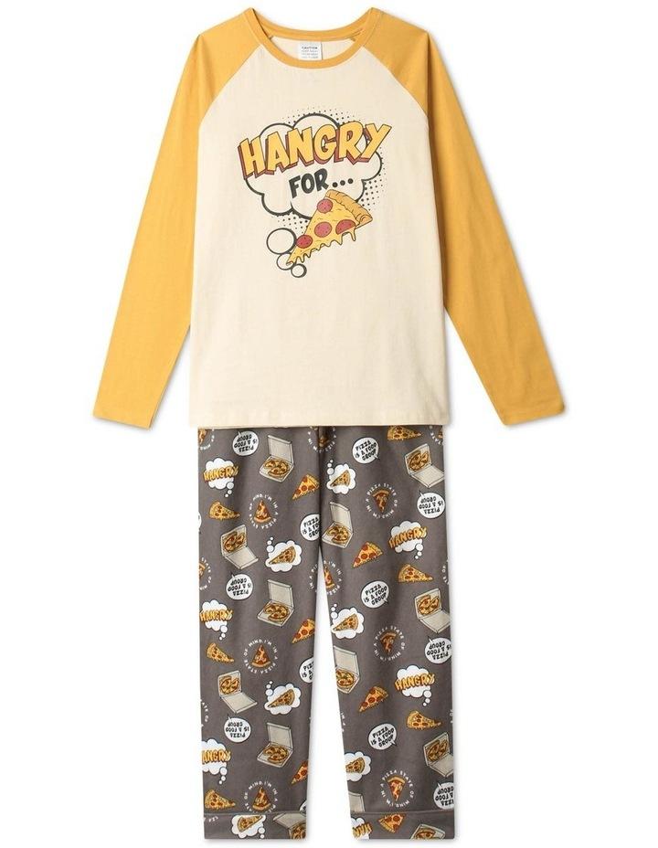Hangry For Pizza Pyjamas image 1