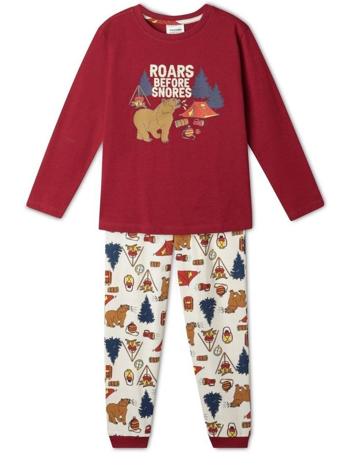 Roars Before Snores Pyjama Set image 1
