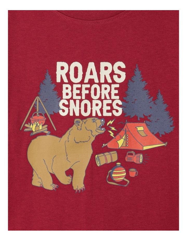 Roars Before Snores Pyjama Set image 2