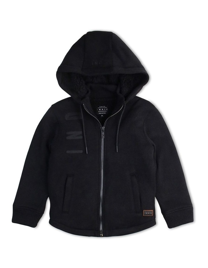 Shoulder Knit Jacket image 1