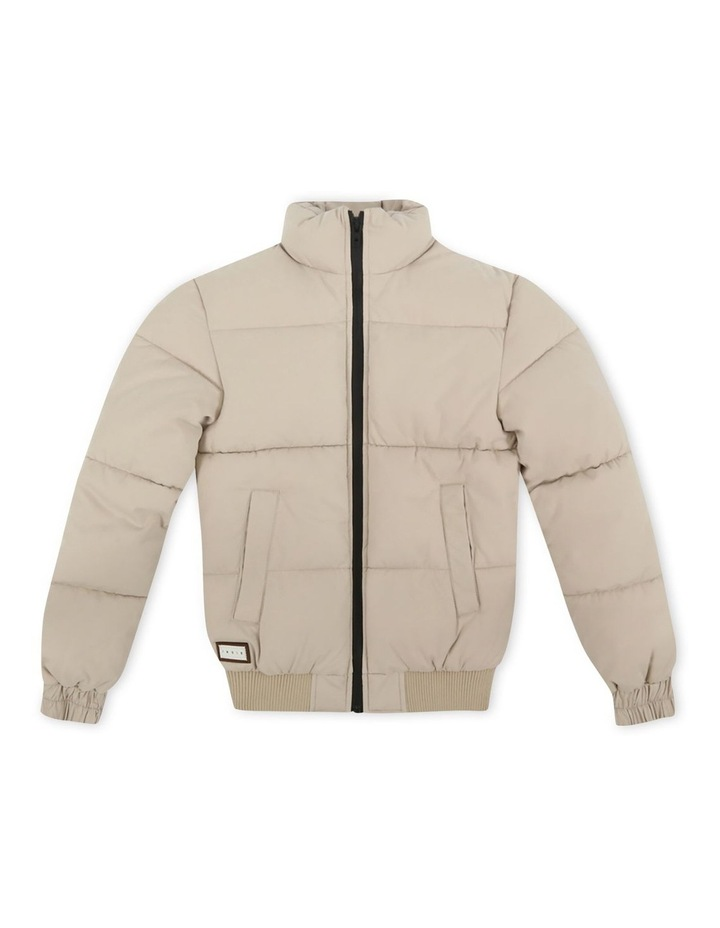 The Bleeker Stone Puffer Jacket image 1