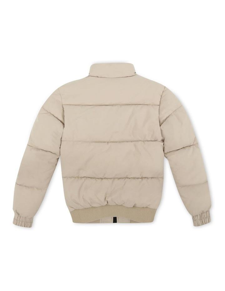 The Bleeker Stone Puffer Jacket image 2