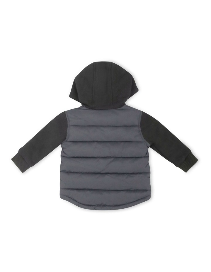 The Bleckley Navy Quilted Jacket image 2