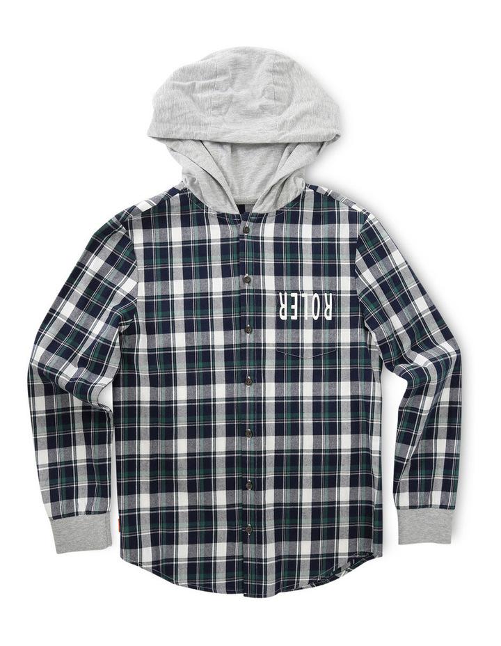 Roler Hooded Shirt 8-16 image 1