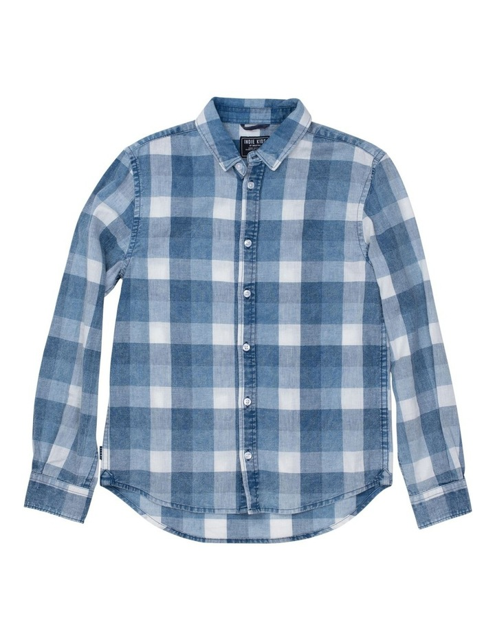 WIRRAL CHECK SHIRT image 1