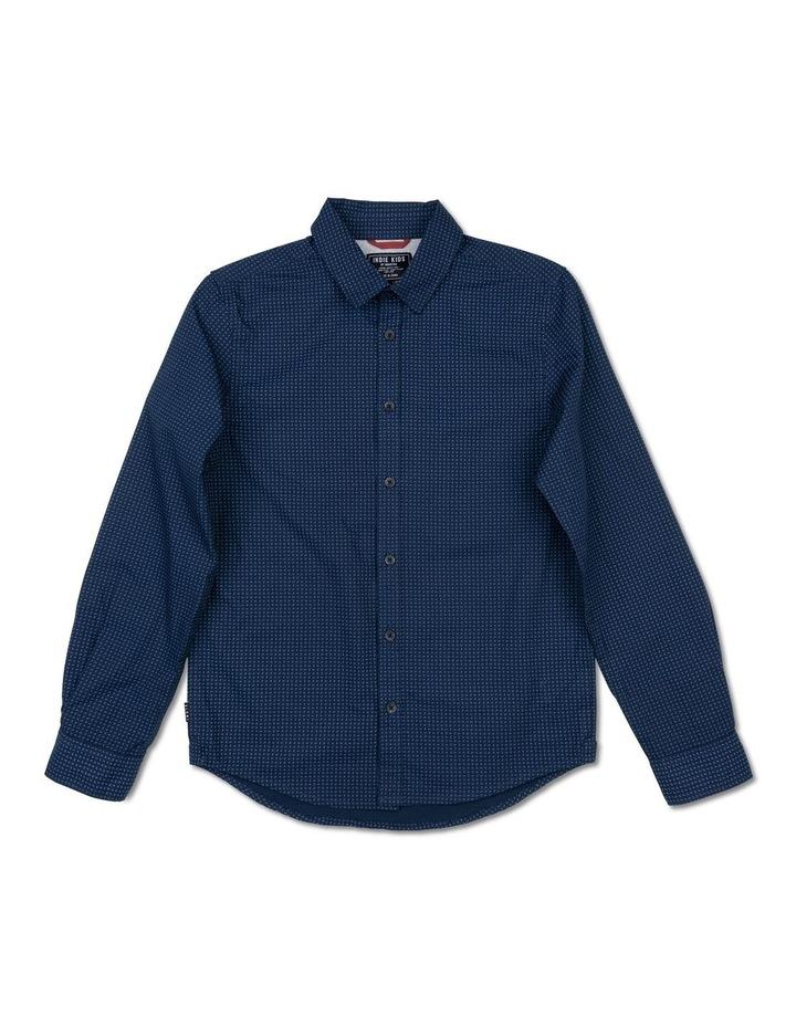Mini Paisley LS Shirt image 1