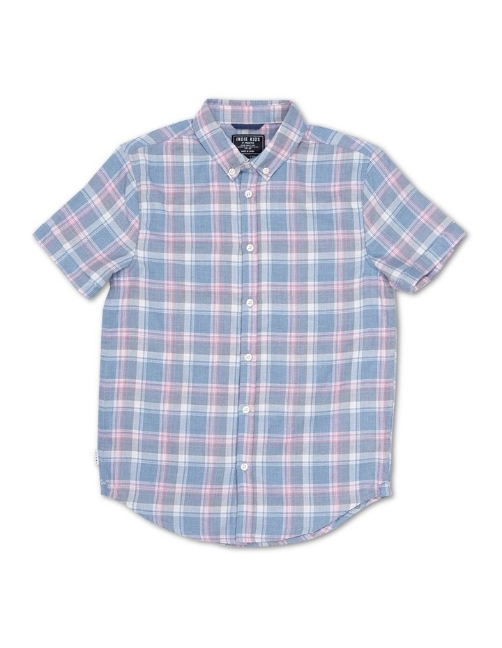 Hewlett Check Short Sleeve Shirt image 1
