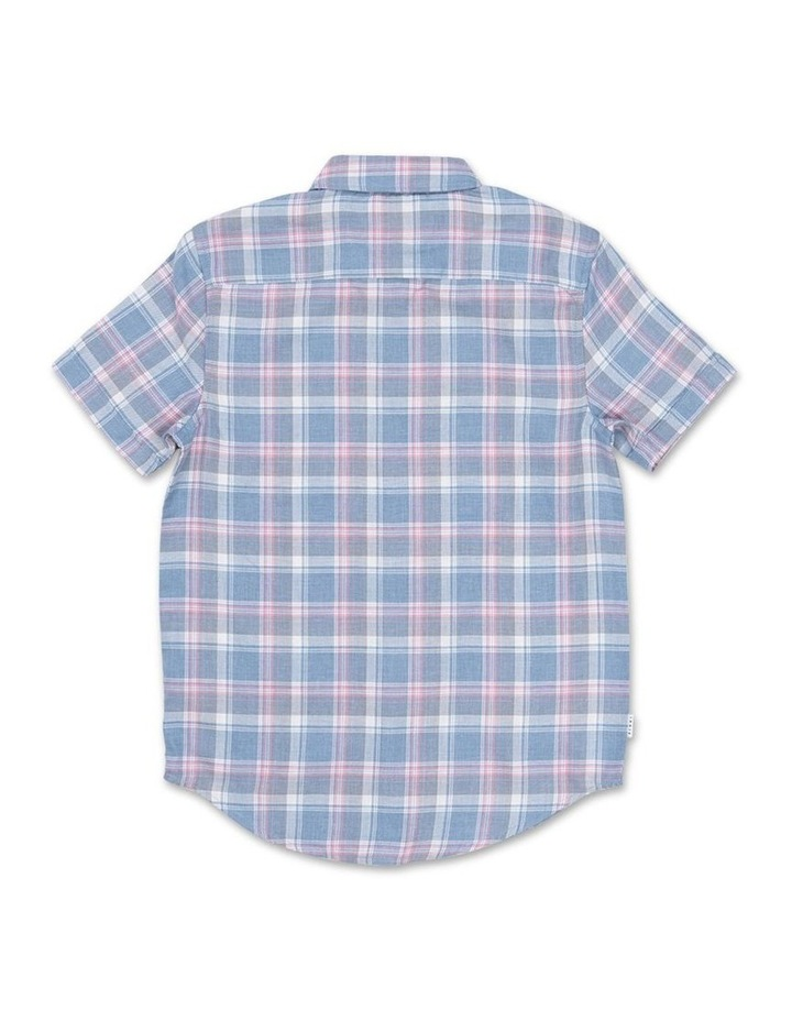 Hewlett Check Short Sleeve Shirt image 2