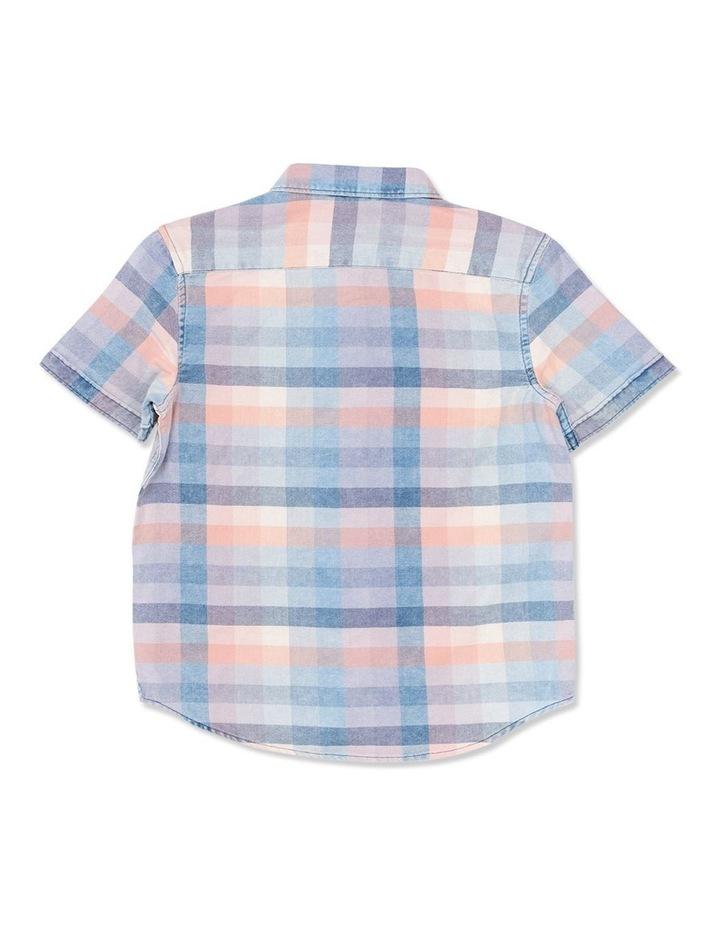 Fade Check Short Sleeve Shirt image 2