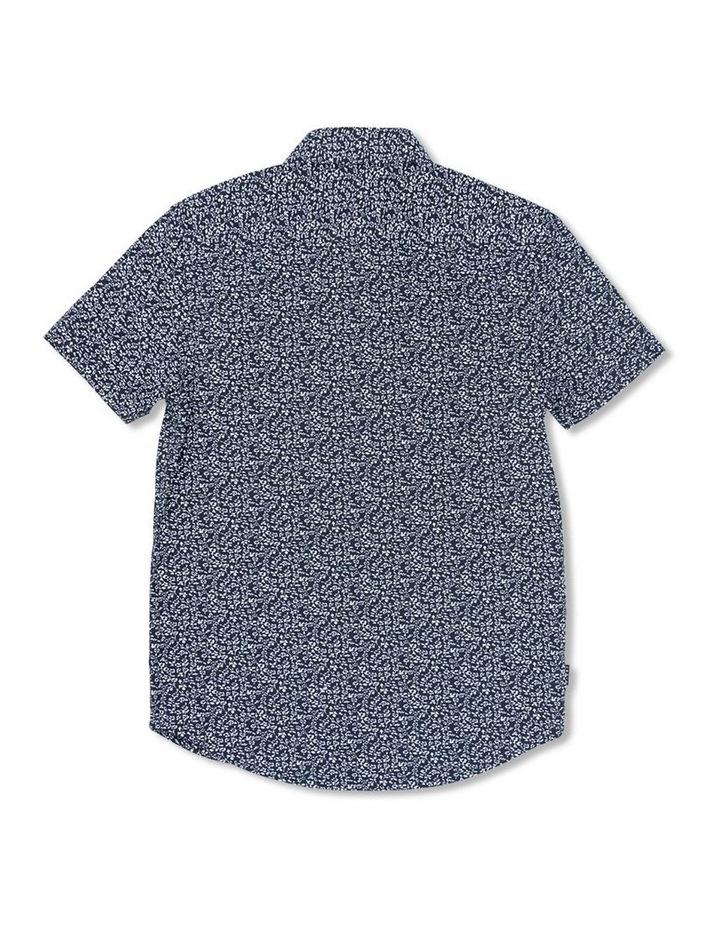 Vine Print Short Sleeve Shirt image 2