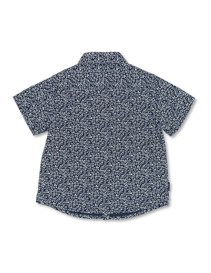 Vine Print Short Sleeve Shirt image 2