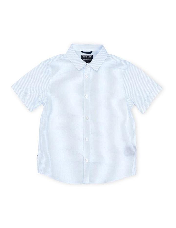 Fresh Stripe Short Sleeve Shirt image 1