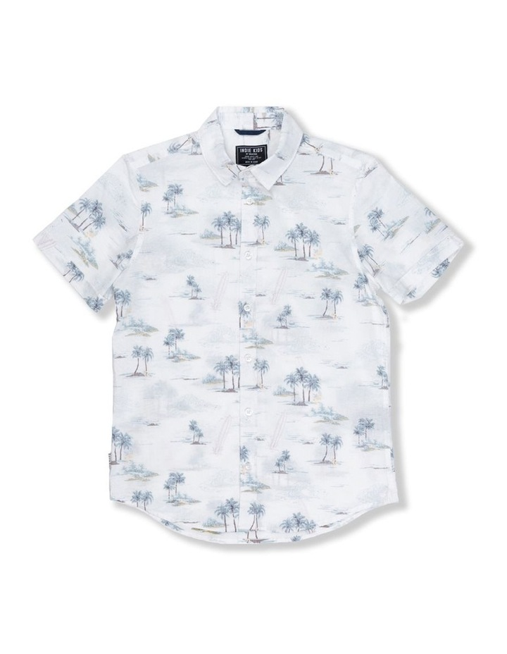 Hawaiian Short Sleeve Shirt image 1