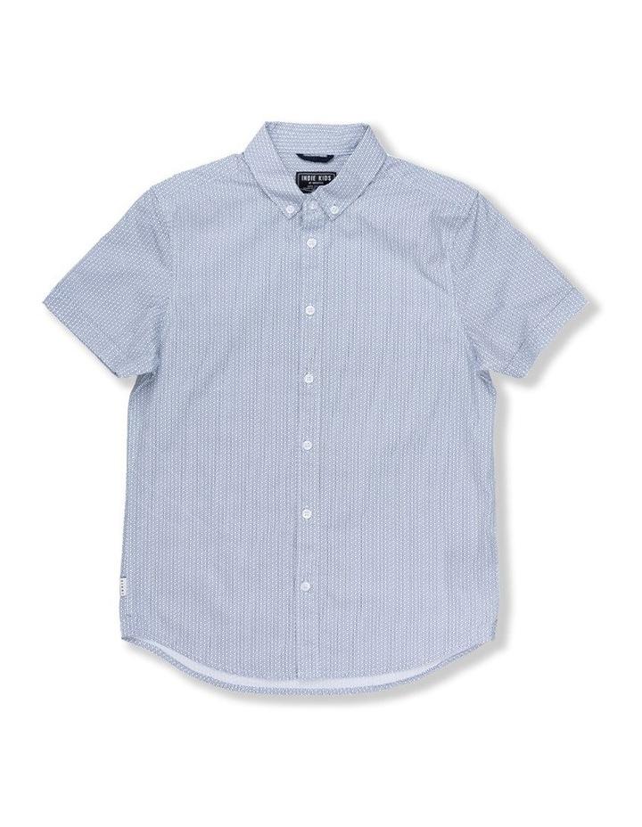 Geo Line Short Sleeve Shirt image 1