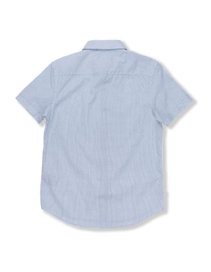 Geo Line Short Sleeve Shirt image 2