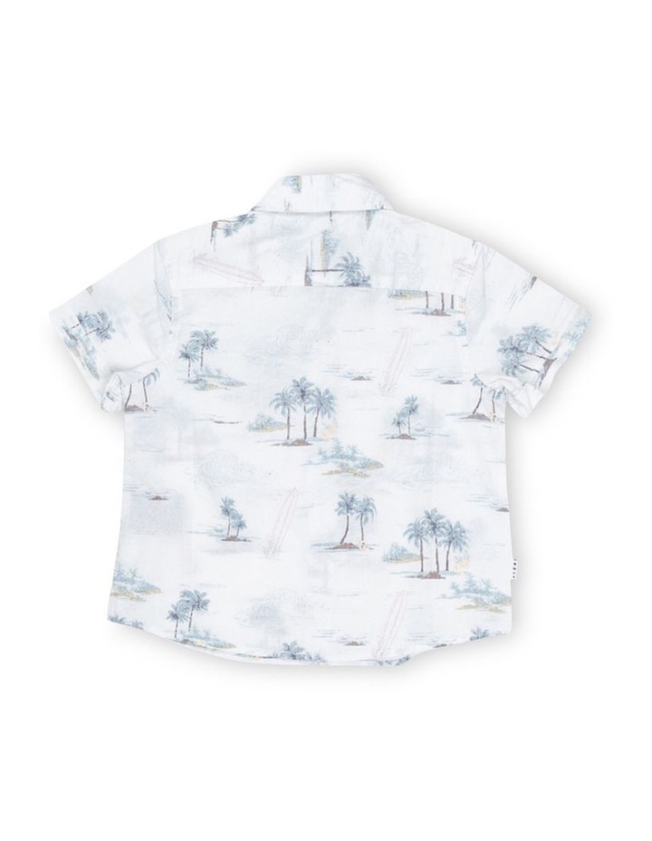 Hawaiian Short Sleeve Shirt image 2