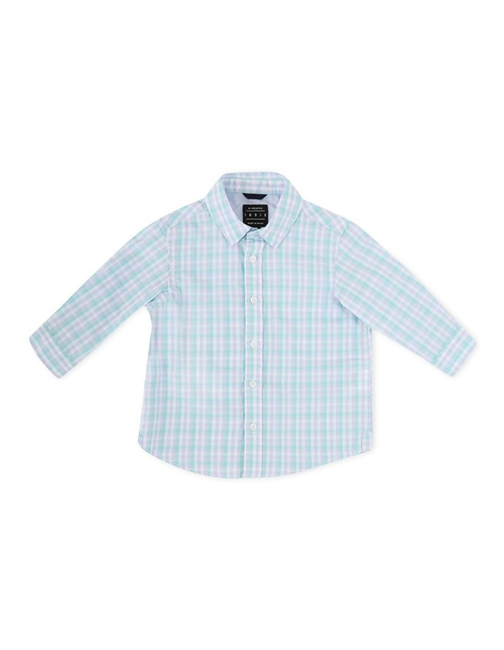 Long Sleeve Summer Check Shirt image 1