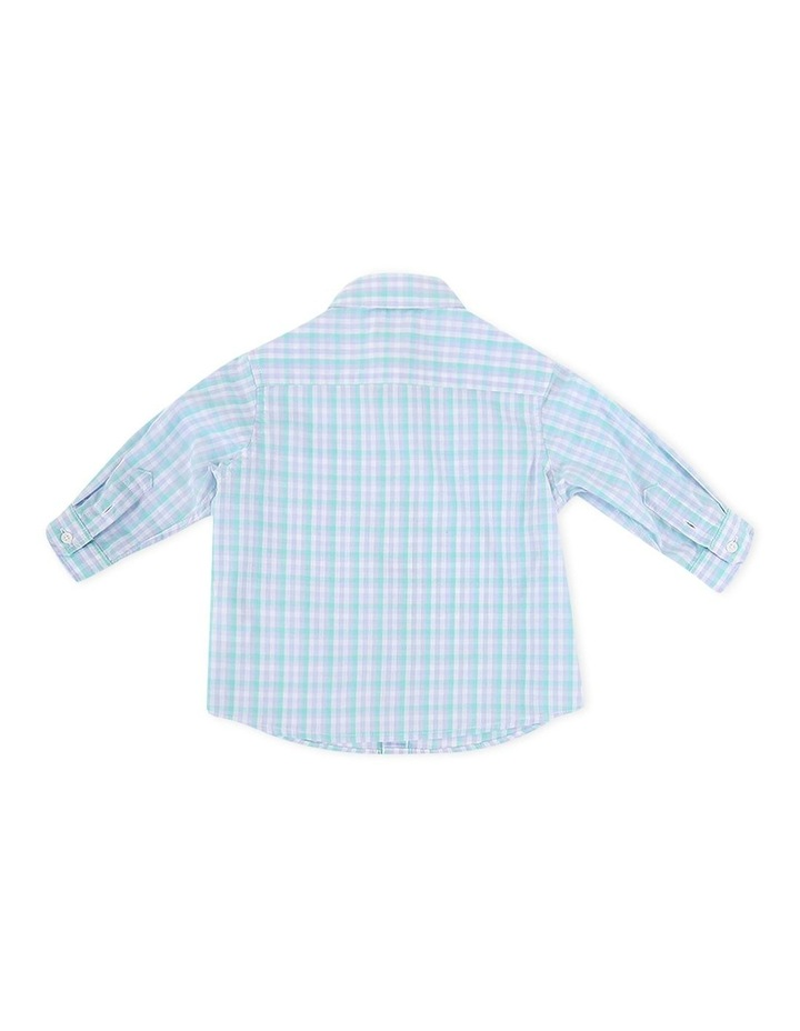 Long Sleeve Summer Check Shirt image 2