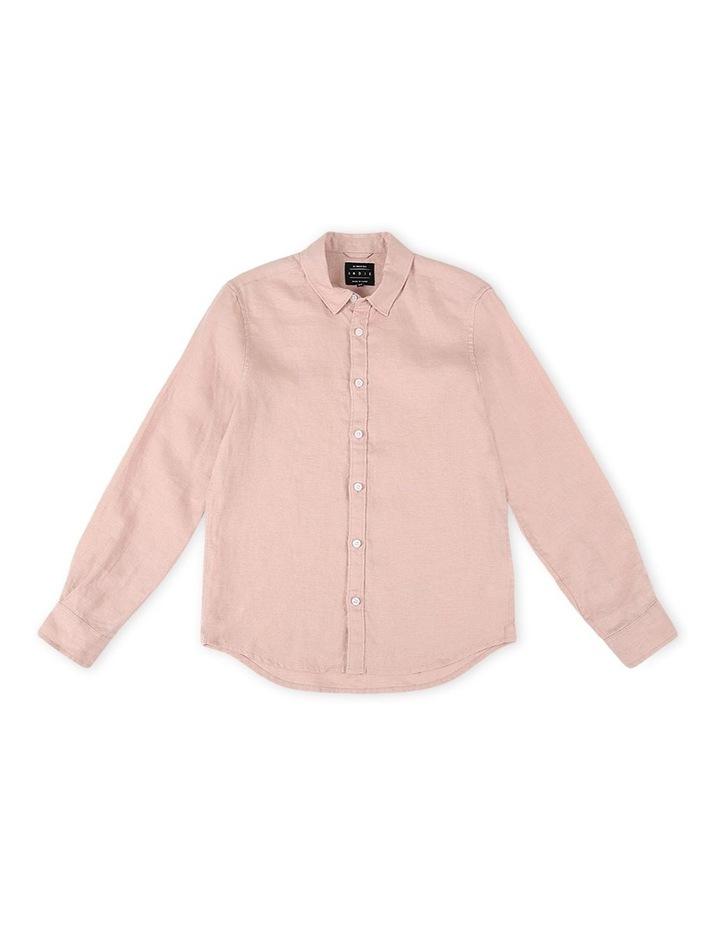 The Tennyson Indie Shirt - Blush image 1