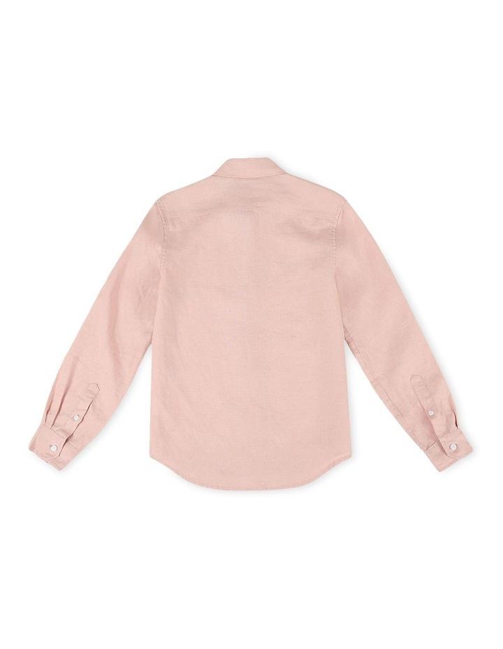 The Tennyson Indie Shirt - Blush image 2