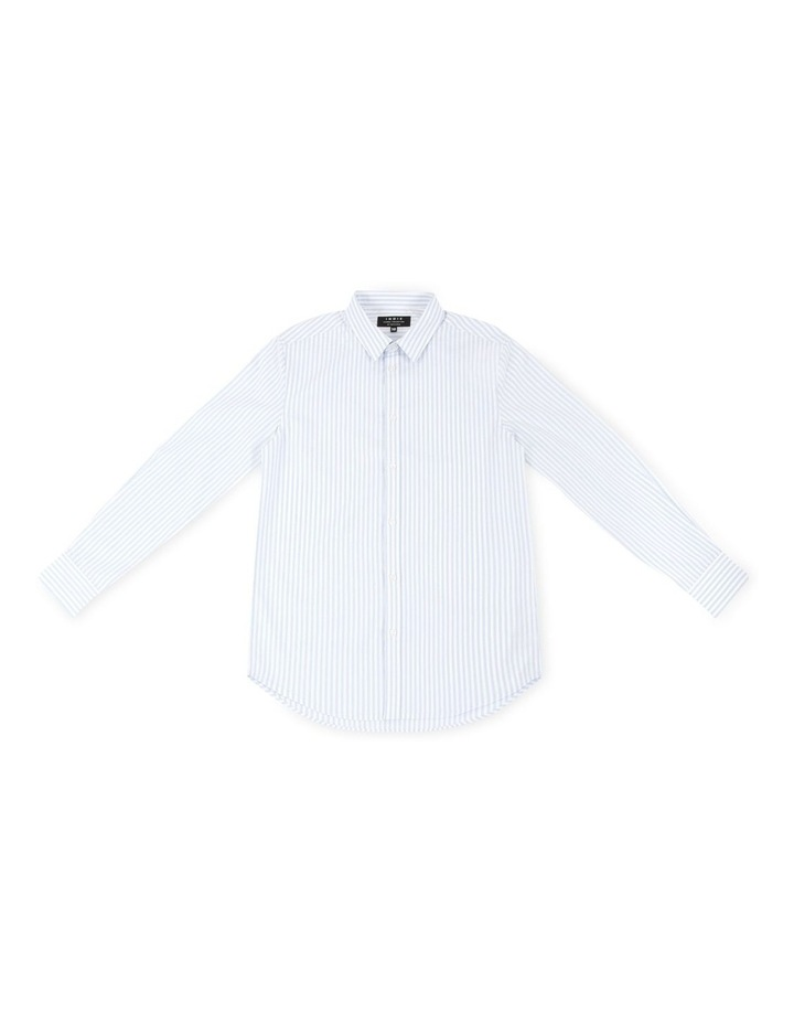 FORMAL STRETCH STRIPE SHIRT image 1