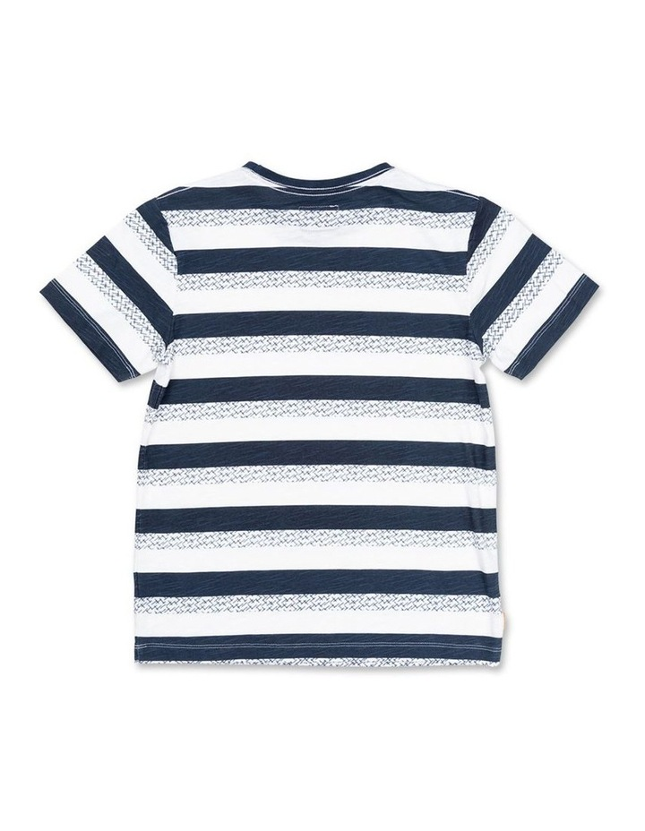 Fall Stripe Tee image 2