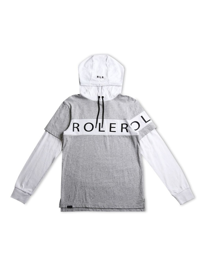 Roler Chest Long Sleeve Hoodie image 1
