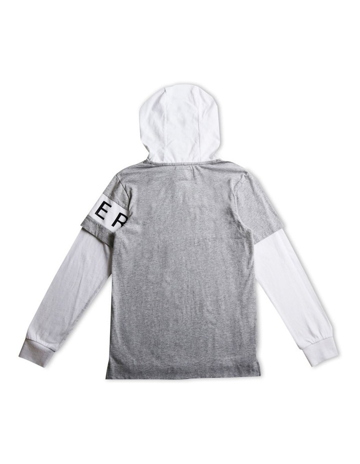 Roler Chest Long Sleeve Hoodie image 2