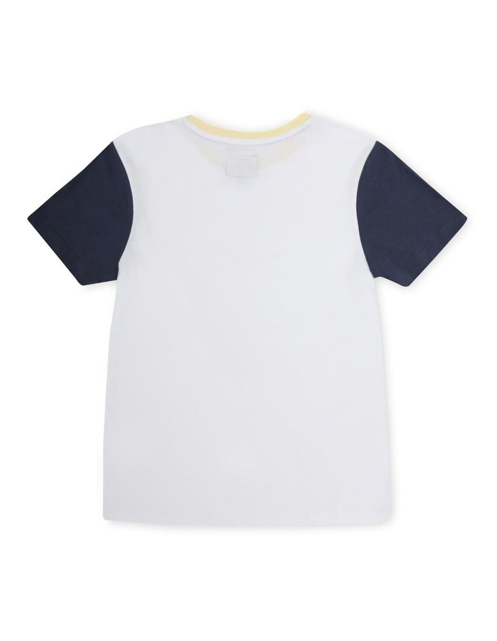 The Colour Block Tee image 2