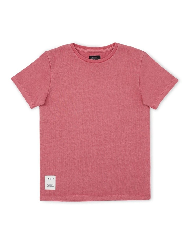Indie The Del Sur Tee - Red image 1
