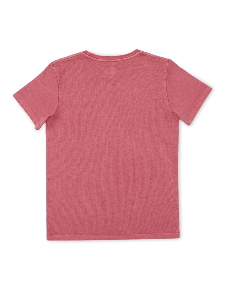 Indie The Del Sur Tee - Red image 2