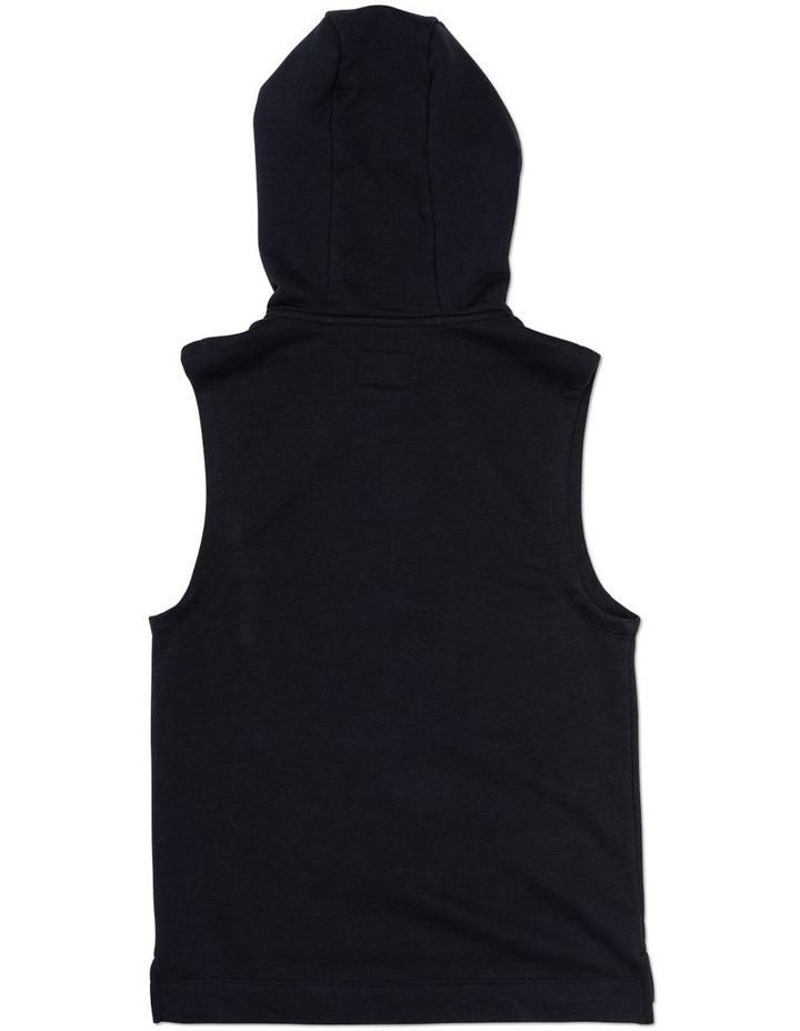 Roler Zip Hooded Muscle image 2