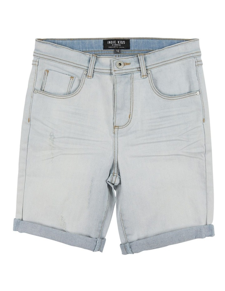 Denim Sawn Short image 1