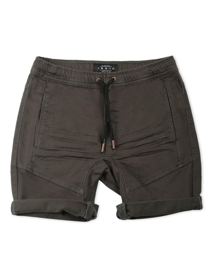 The Arched Drifter Short - Khaki image 1