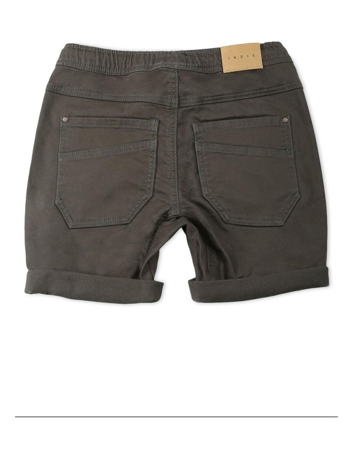 The Arched Drifter Short - Khaki image 2