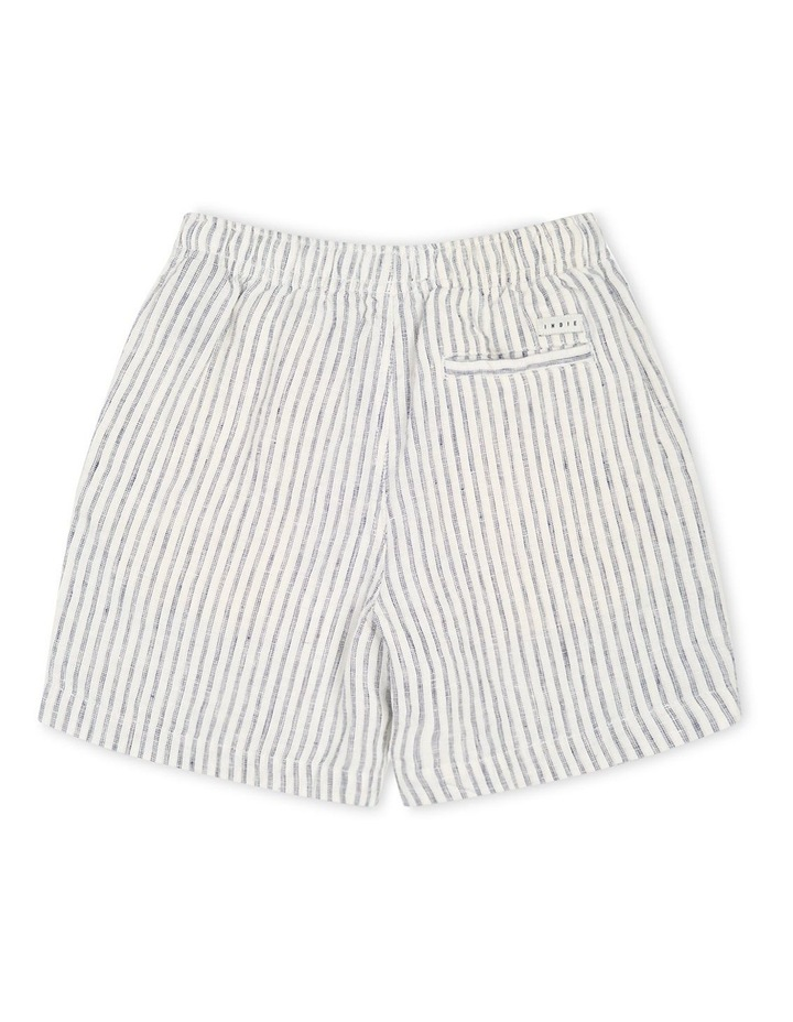 The Bellvue Shorts White image 2