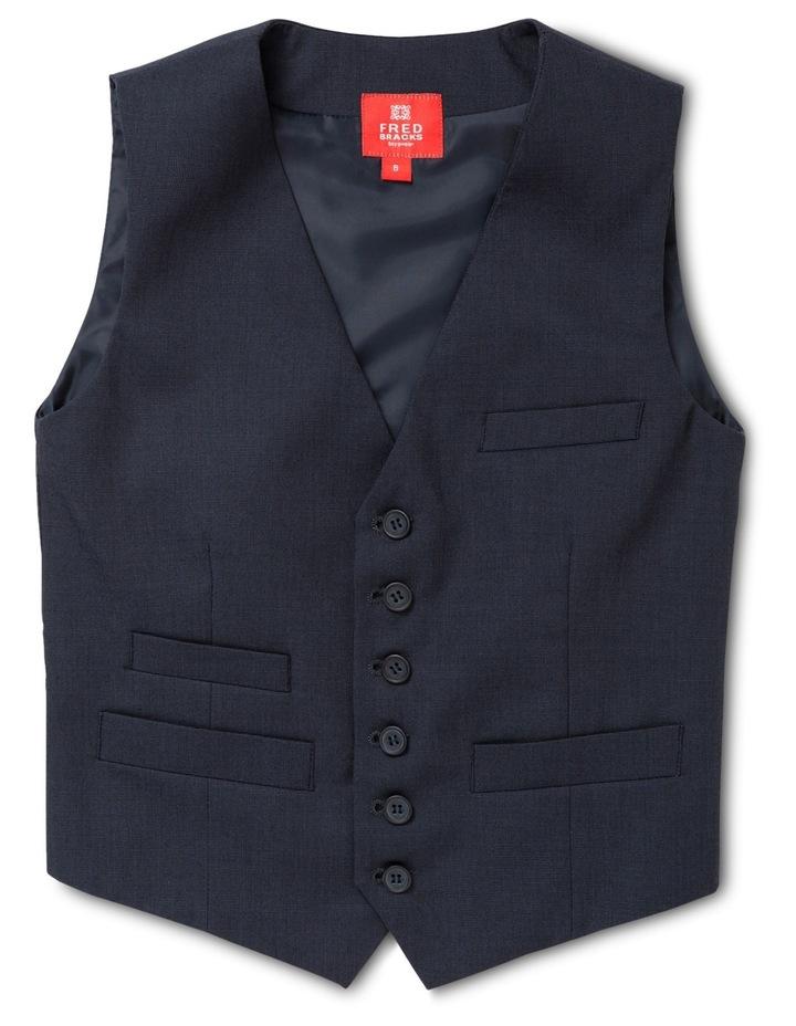 Navy Vest image 1