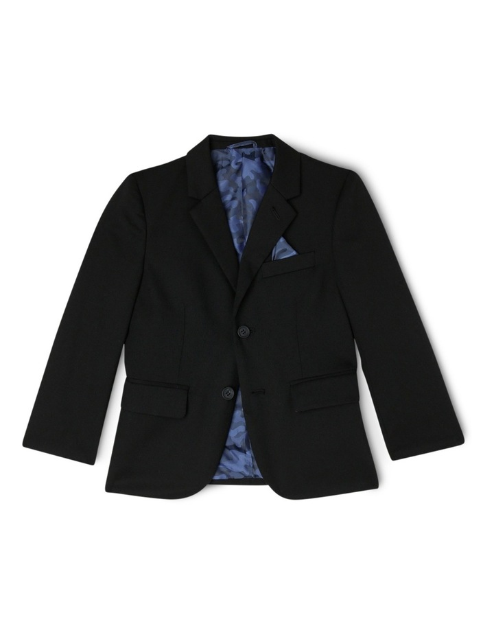 Lachlan Slim Jacket Black 3-7 image 1