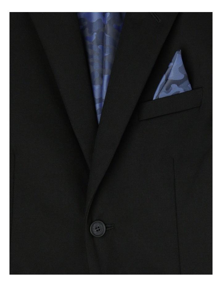 Lachlan Slim Jacket Black 8-16 image 2