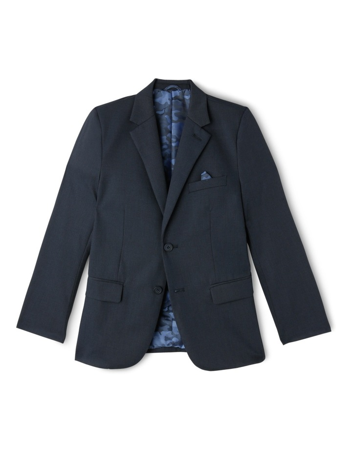 Lachlan Slim Jacket Navy 8-16 image 1