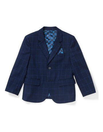 a46e231a7 Fred Bracks Junior Check Jacket