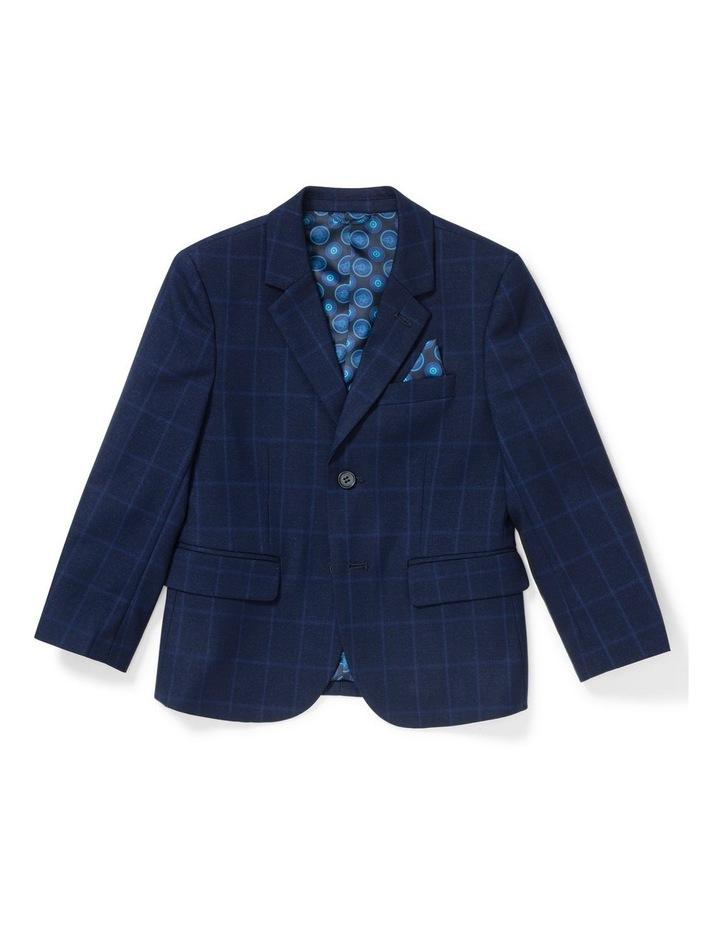 Junior Check Jacket image 1