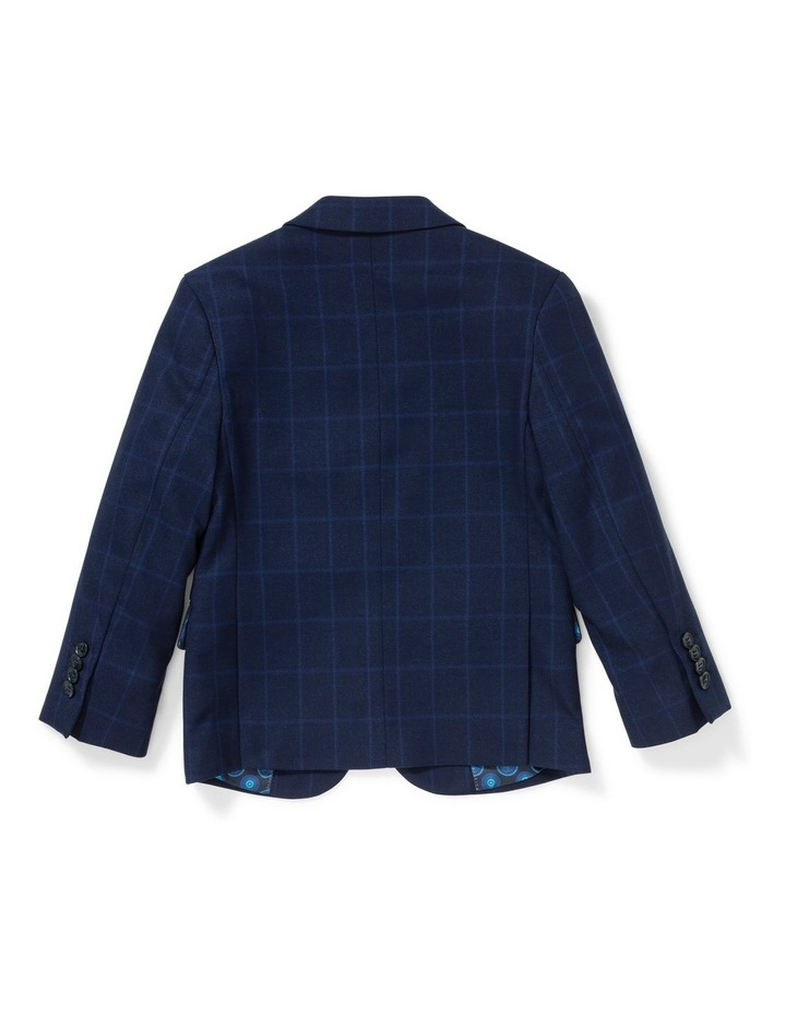 Junior Check Jacket image 2