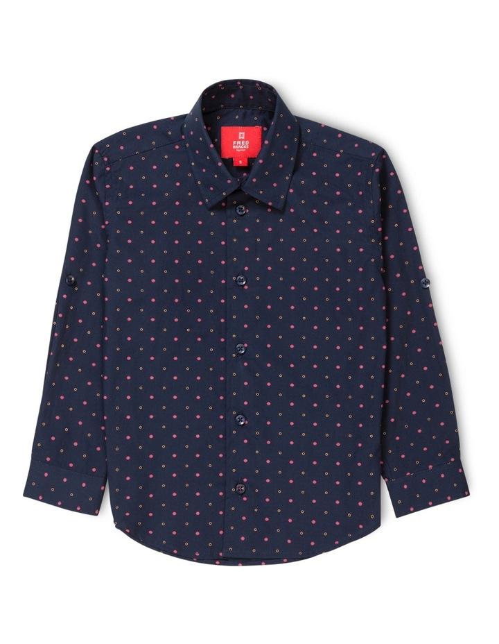 Circle Pinted Shirt 3-7 image 1
