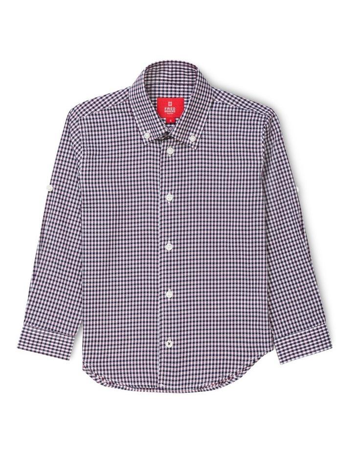 Multi Check Shirt 3-7 image 1